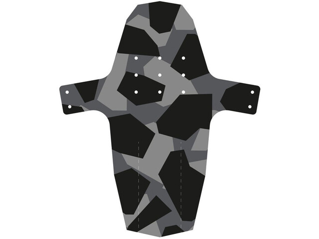 Hebie Swap Spatbord Front 26-29 camouflage folie, camouflage